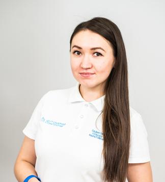Гульназ Маратовна Садыкова